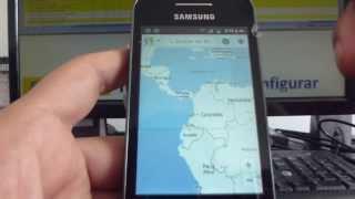 Como Usar El Gps De Mi Android Samsung Galaxy Ace S5830