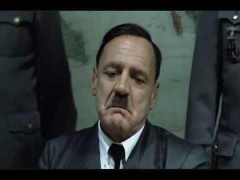 Hitler Parodija - Mamić na djelu