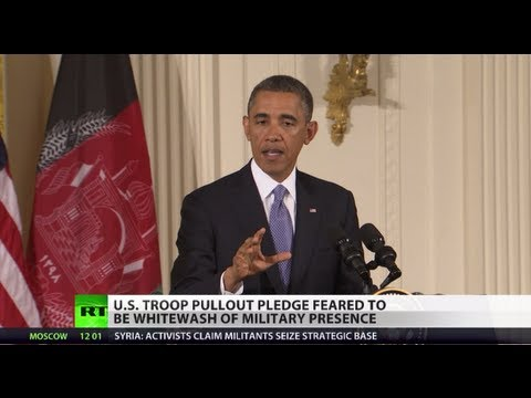 Mission Updated? US troops feared to stay in Afghanistan after 2014 pullout