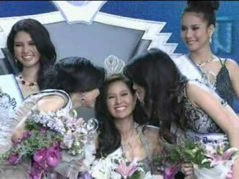 Miss Thailand Universe 2011 - Crowning Moment