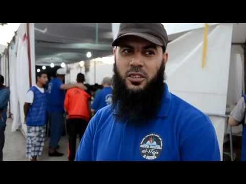 جمعية الفجر تواصل عملية إفطار الصائم في نسختها الثالثة