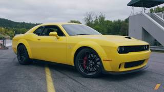 Dodge Challenger Hellcat Widebody --  Test Drive. Drive Youtube Channel.