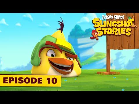 Angry Birds Slingshot Stories - Test přesnosti