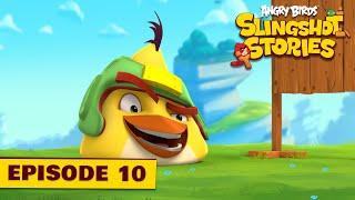 Angry Birds Slingshot Stories - Test presnosti