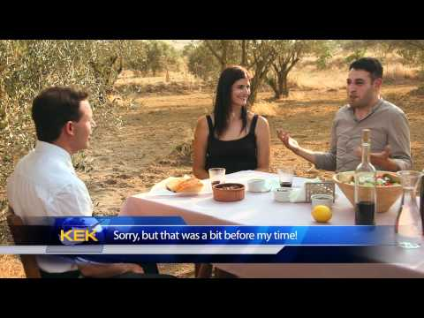 Cyprus: The Nine O'Clock News in the Year 2030