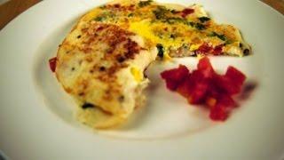 Instant Egg Uttappam..