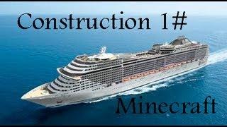 Minecraft : Construction D'un Bateau