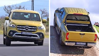 Mercedes X-Class (2018) Off-Road and Track Test [YOUCAR]. YouCar Car Reviews.