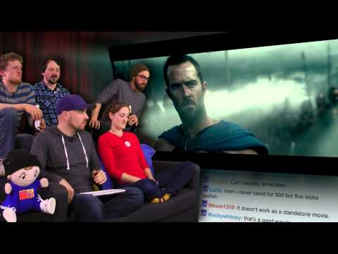 300: Rise of an Empire Trailer! - Pre PAX East 2014 Show and Trailer Part 43