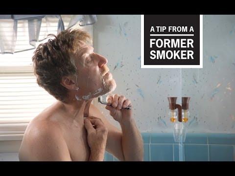 戒菸者現身說法—Shawn CDC: Tips From Former Smokers -- Shawn's Ad