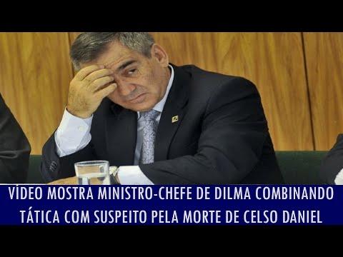 Vídeo mostra ministro-chefe de Dilma combinando