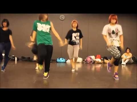 Mr. Saxobeat choreography by Fredy Kosman (Mirrored)