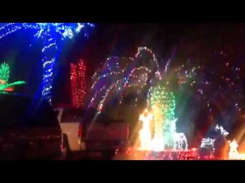 Crimea- Gurzuf- Las Vegas. Congratulations a Merry Christma