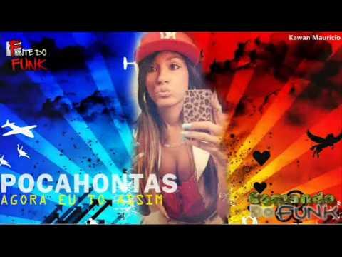 Mc Pocahontas - Agora eu to Assim ♪♫ Com a Letra