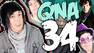 Destery Holmes, P*RN Names, Candy Nipples and Lord of The Rings! [Capndesdes QNA #34]