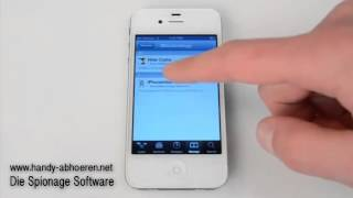 Iphone Handy Abhören App Installation