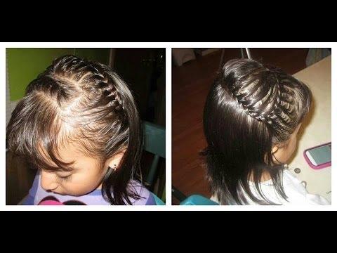Peinados faciles y sencillos para ninas trenzas - Peinados sencillos y faciles ...