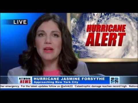 Hurricane Jasmine Forsythe