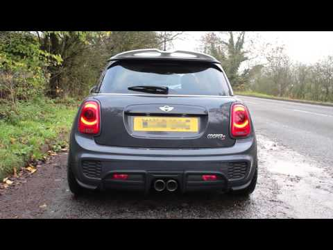 Scorpion Exhausts Scorpion Gen 3 Mini Cooper S F56 Sports de-cat Turbo Down Pipe 2014 Onwards