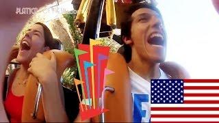 Nuevos Gritos En Six Flags Magic Mountain De Los Angeles