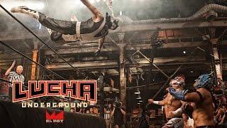 Matt Striker Talks Lucha Underground, How It's Different, Women On The Show, If He'll Wrestle