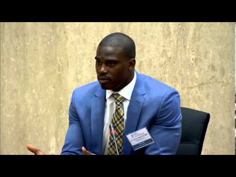 Athlete All-Star Panel Q&A (Day 2), 2013 Global Diaspora Forum