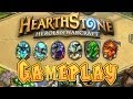 Shaman Competitive Control (Hearthstone Gameplay)