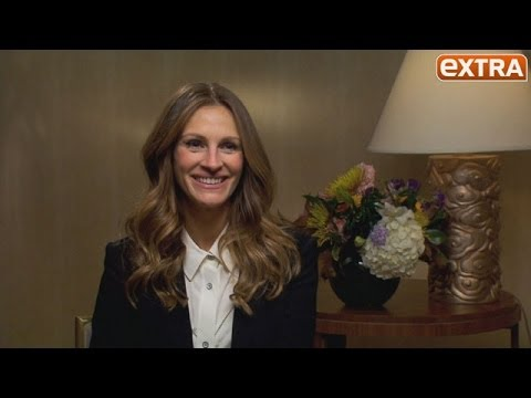 Julia Roberts Admits She Was Nervous to Work with Meryl Streep