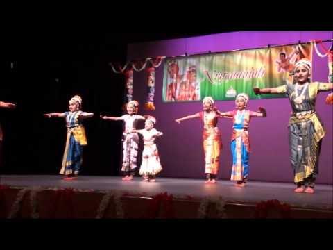Harshi Kuchipudi Dance