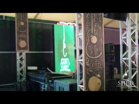 Cobertura Camarote Vip Fusion SuperBull SHED - Rodeio Jaguariuna