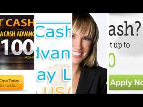 Fast Cash Advance Online