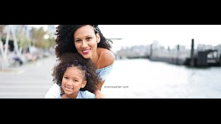 Mommy & Me Style with ORS Curls Unleashed