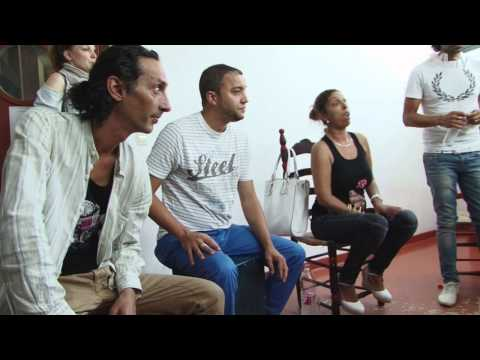 Arte Flamenco 2013 : Rencontre avec Arcángel et Esperanza Fernández