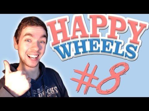 Happy Wheels - Part 8 | WHEN IN DOUBT... SEGWAY STEVE