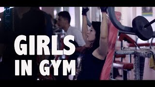 Why GIRLS do GYM?