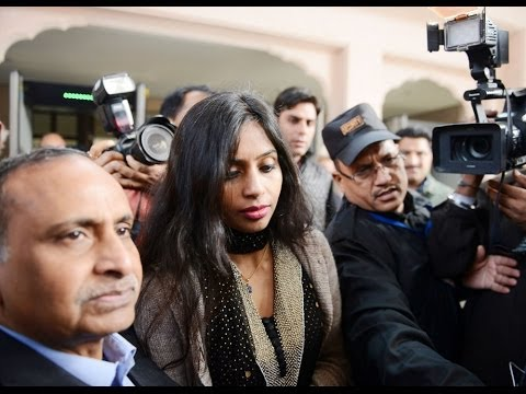 Diplomat Returns to India Despite Trafficking Charge (LinkAsia: 1/17/14)