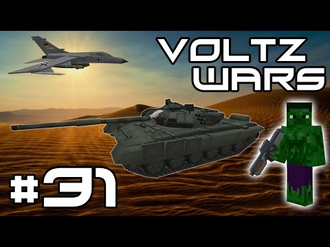 Minecraft Voltz Wars - The Secret Password! #31