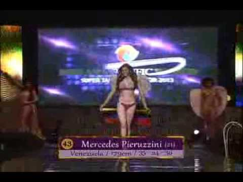 VictoriaSecretConcept Segment of Miss Asia Pacific World Super Talent 2013