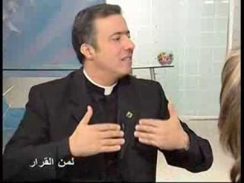 Father Najib Baaklini - Interview on Arab Woman TV