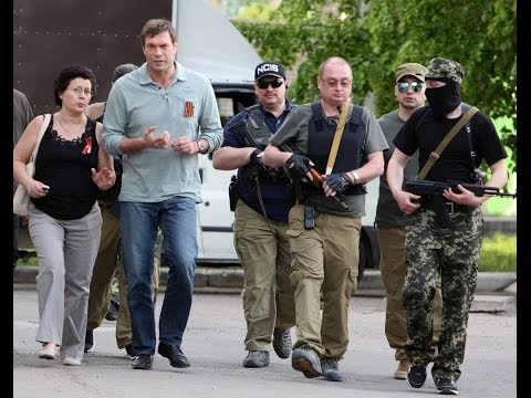 Ukraine Crisis | Pro Russian Release Abducted Western Observers