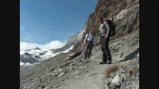 The Matterhorn Sept 2009 (Hornli Hut)