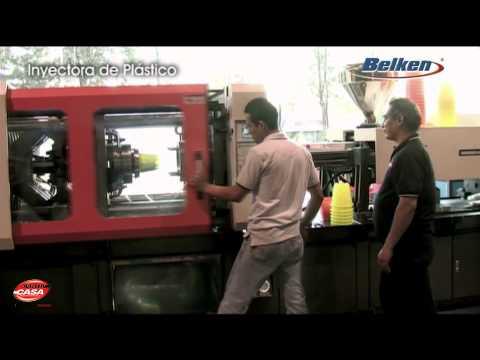 Venta de Inyectoras para plástico MAINCASA