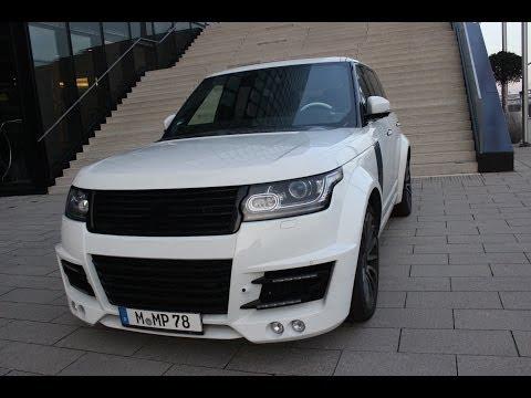 Range Rover Sport độ đẹp mắt của cựu ngôi sao AC Milan