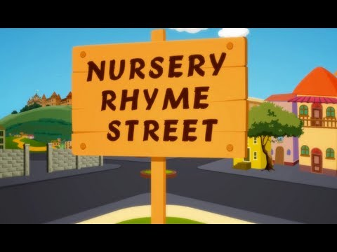 Official Nursery Rhyme Street Channel Promo Ep1