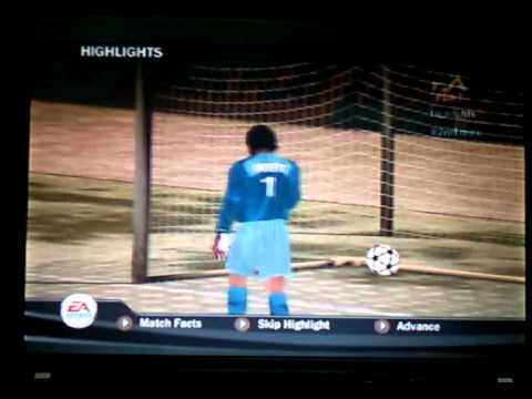 My gools and fails fifa 07
