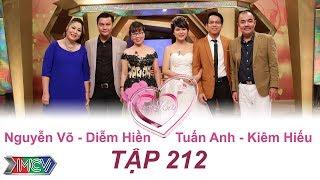 VỢ CHỒNG SON | Tập 212 FULL | Nguyễn Võ - Diễm Hi�n | Tuấn Anh - Kiêm Hiếu | 100917 💑