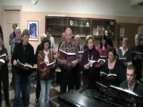 ROSSINI - Petite Messe Solennelle - Répétition
