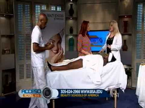 Beauty Schools of America - Acceso Total: Benefits of Facial and Body Masks (How To)