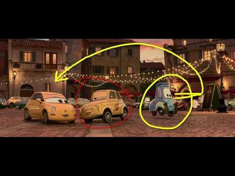 Autá - Jak tancují auta