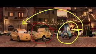 Autá - Ako tancujú autá